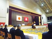 第70回敦賀高校卒業式