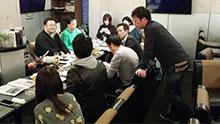 第2回靑雲祭 第1回クラス委員会